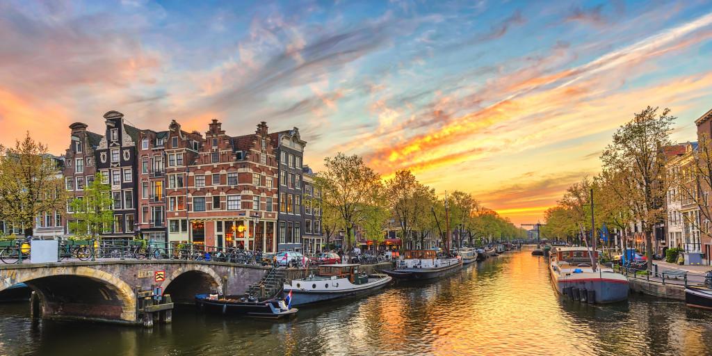 Fluge Nach Amsterdam