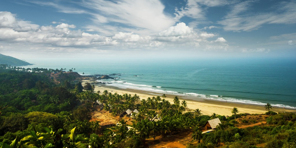 Flights from Manchester to Goa