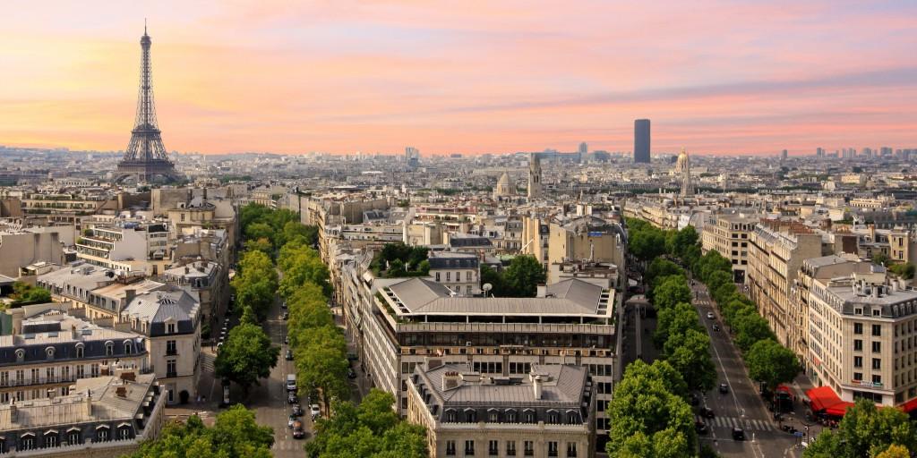 Vols de Casablanca vers Paris-Orly