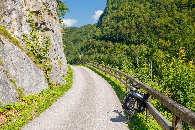 fahrrad berge