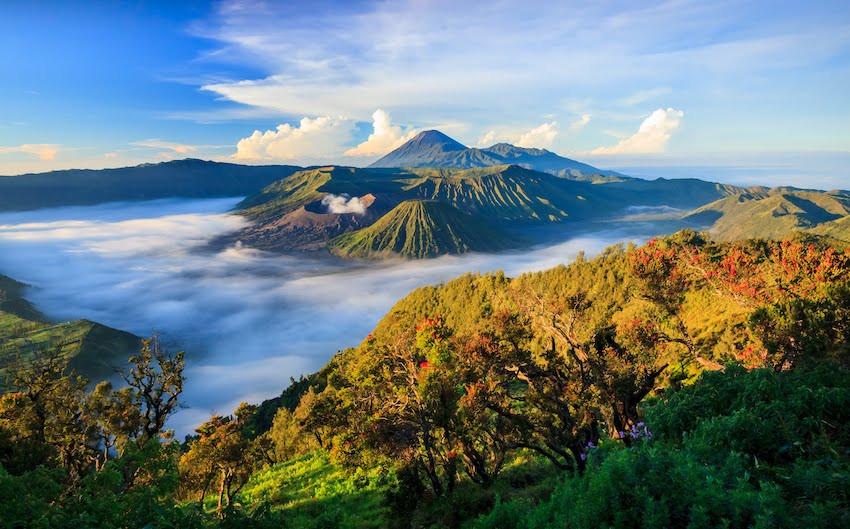 Reiseziel Indonesien