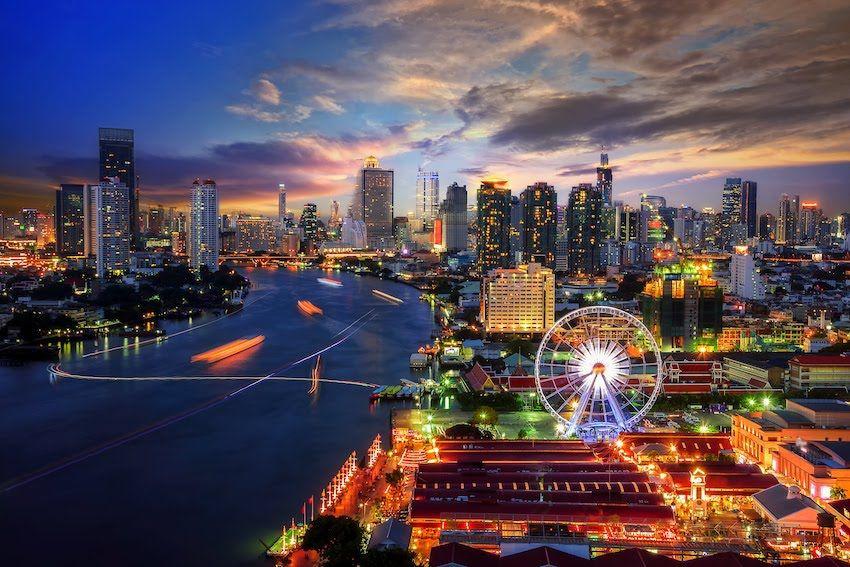 Reiseziel Thailand