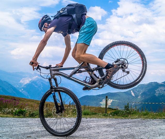 fahrrad im urlaub