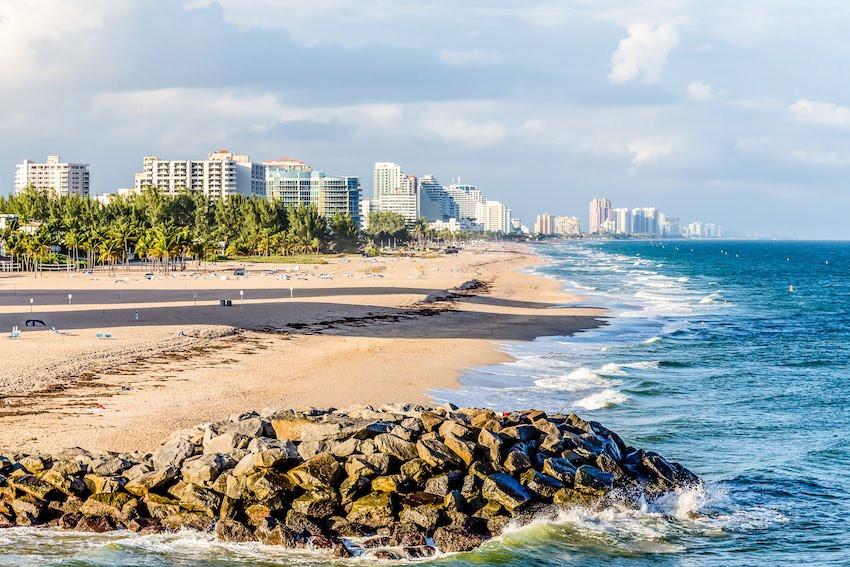Urlaubsziel Fort Lauderdale