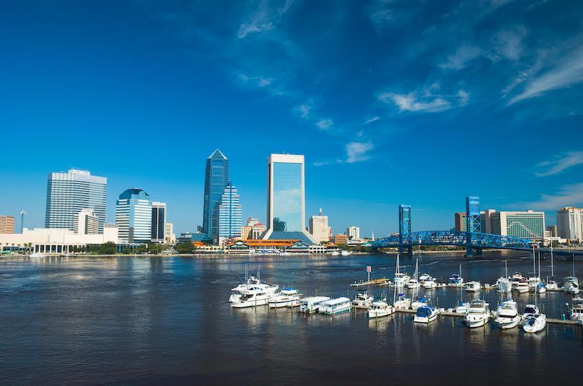 Urlaubsziel Jacksonville
