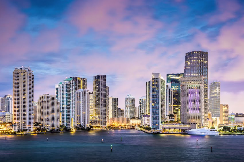 Urlaubsziel Miami