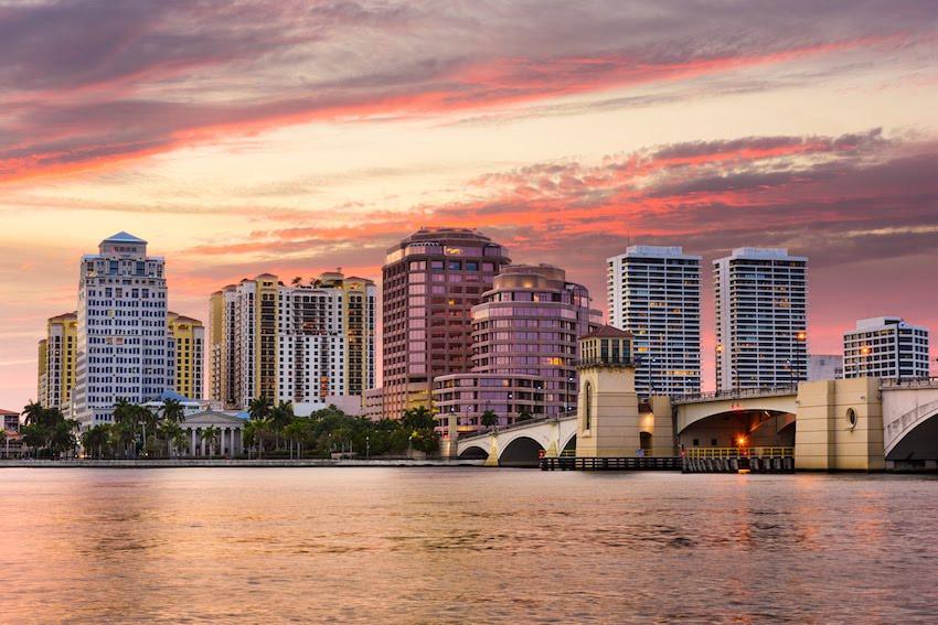 Urlaubsziel West Palm Beach