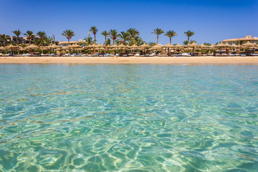 Herbstferien in Hurghada