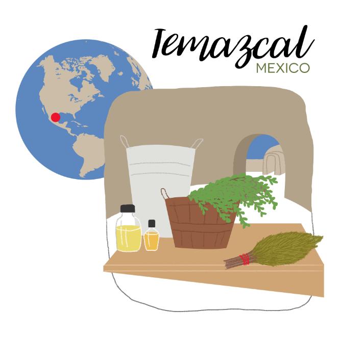 Temazcal – Aztekische Heilsauna