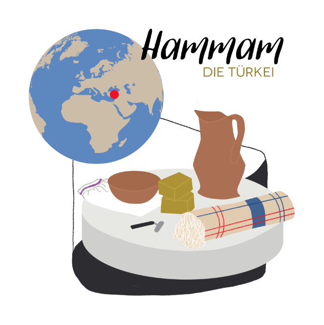 Hamam – Luxus des Orients<