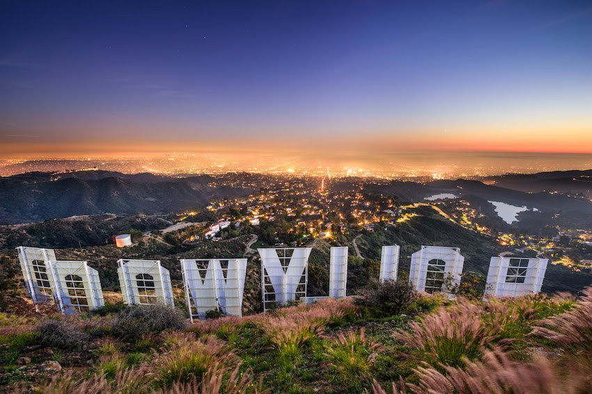Urlaubsziel Los Angeles