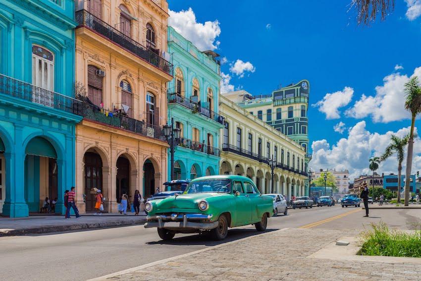 Urlaubsziel Kuba