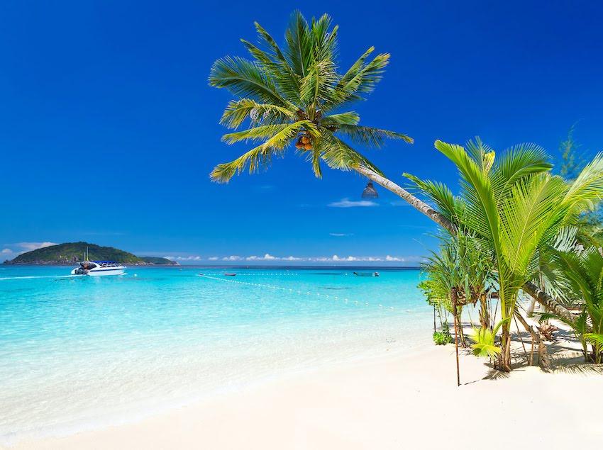 Urlaubsziel Karibik