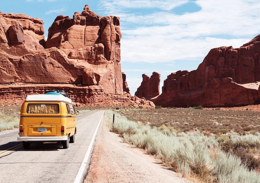 Campingwagen-Urlaub in Kanada oder in den USA