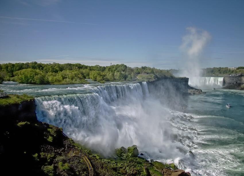 """Die Niagara Fälle sollten zu den """"Must sees"""" einer Reise durch Kanada gehören"""