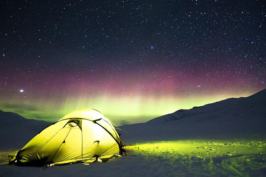 Spektakuläre Nordlichter in Europa erleben
