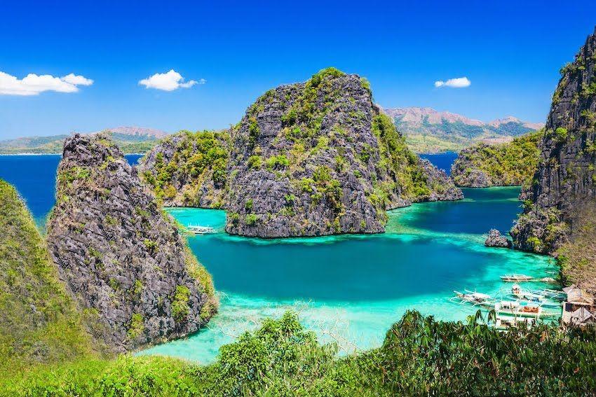 Reiseziel Philippinen