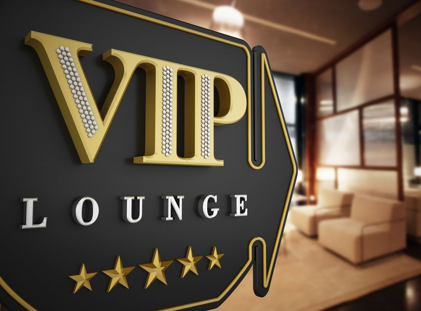 Lounge-Zugang mit Priority Pass