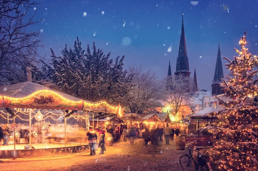 Schönster Weihnachtsmarkt
