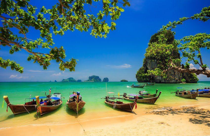 Reiseziel Südostasien
