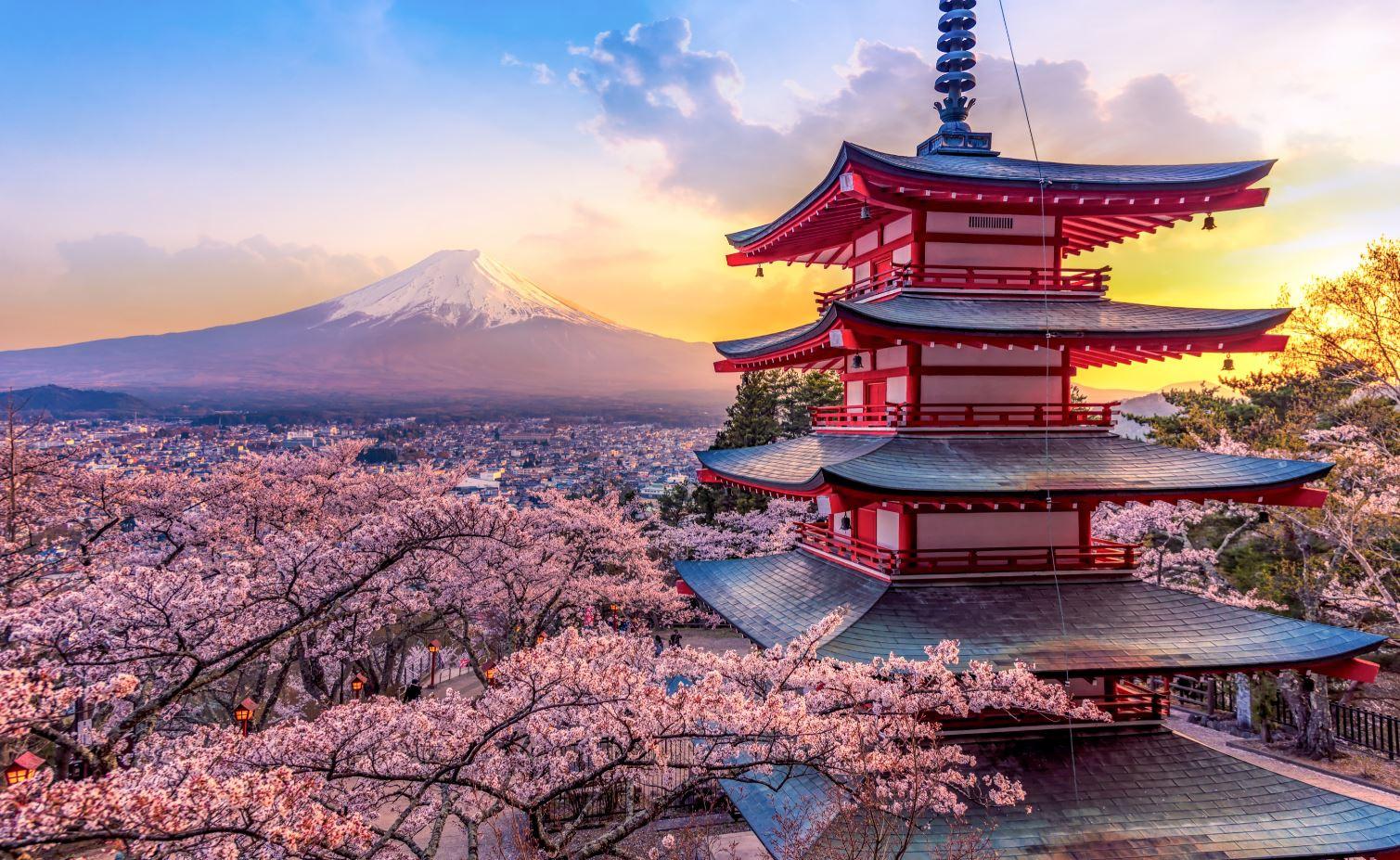 tokio-tempel