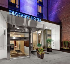 Distrikt Hotel New York City, Tapestry Collection by Hilton 1