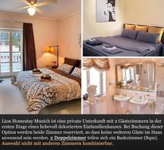 Lion Homestay Munich 2