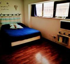 Blue Apartment 1