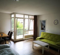 2 Rooms Apartm Fair And Hbf In 2-4 Min 1-6 Personen Possible 2
