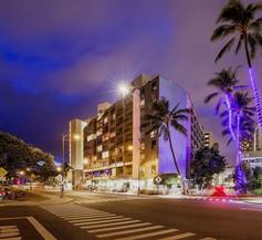 Castle Waikiki Grand Hotel 2