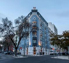Hotel Zenit Lisboa 1
