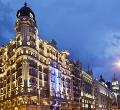 Hotel Atlantico Madrid 1