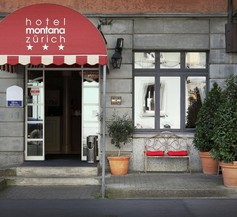 Hotel Montana Zürich 1