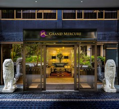 Mercure Wellington Central City Hotel and Apartments 2