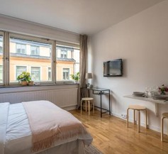 Cosy Studio 5 minute walk from the central station 1
