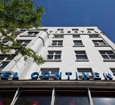 Novum Hotel Continental Hamburg Hauptbahnhof 1