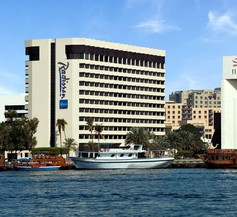 Radisson Blu Hotel, Dubai Deira Creek 1