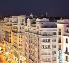 Hotel Atlantico Madrid 2