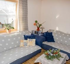 Huisnhof (Arrach). FeWo Eisenstein (60qm) mit 2 Schlafzimmern für 3 Personen 1