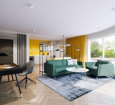 DD Suites Serviced Apartments 1