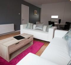 Temple Bar Dublin City Apartments 1