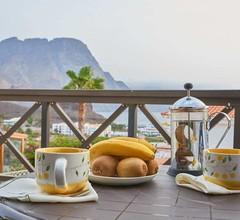 Duplex Agaete 4P vista mar terraza barbacoa by Lightbooking 1