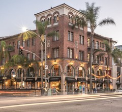 The Historic Broadlind Hotel at Long Beach Convention Center 1