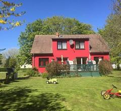 Gutspark Schwarbe mit Reiterhof - Bungalow - Bungalow Storch 1