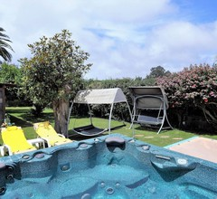 Eine Oase mit Jacuzzi und mit Großer Terrasse zum Garten- Wifi Gratis 2