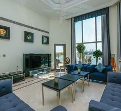 Malerisches 4-bett-gartenhaus in Palm Jumeirah 1