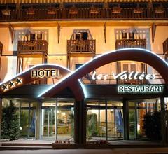 Les Vallées Hôtel & Résidence 1