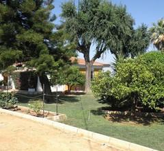 Landhaus mit Pool- in Orangenhainen- 25 km vom Zentrum von Sevilla Entfernt 2