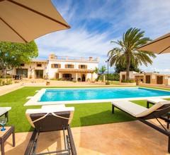Angenehme Wohnung für 8 Personen mit Klimaanlage- W-lan- Privatem Pool- TV- Balkon und Parkplatz 2
