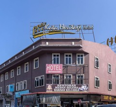 OYO 625 Kota Heritage Hotel 2